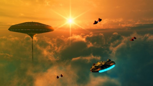 Aesthetic Star Wars Background 1852310 Hd Wallpaper Backgrounds Download