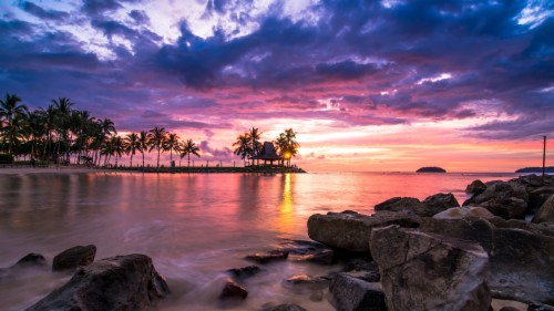 Beach Wallpapers And Stock Photos Pachelbel Canon Youtube