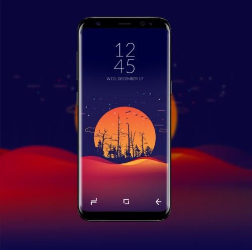 List Of Free Samsung Galaxy S8 Wallpapers Download Itlcat