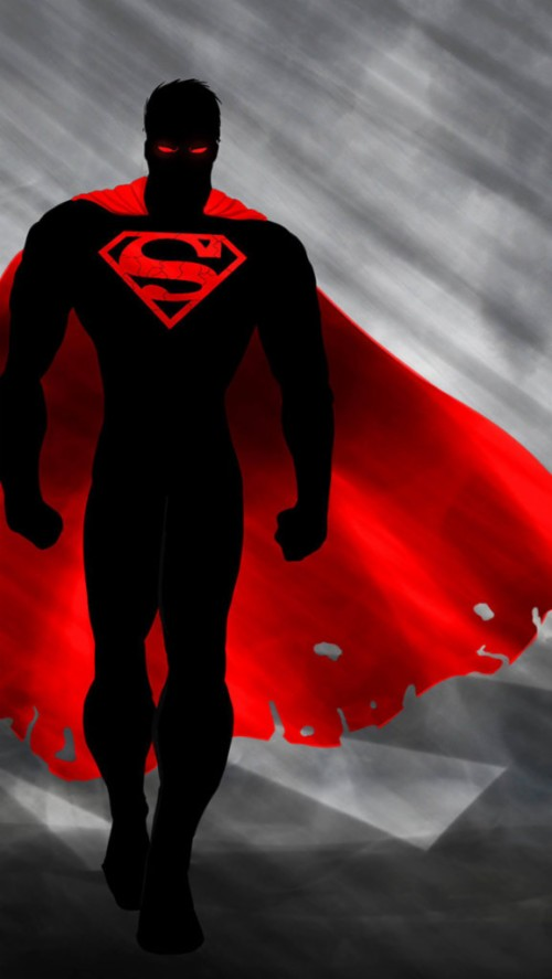 Hd Wallpapers For Iphone Gallery Superman Navy White