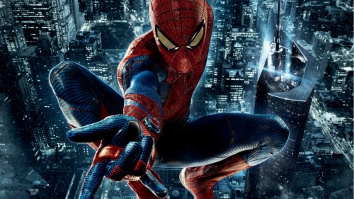 Spiderman 3d Wallpapers Group Amazing Spider Man 2012