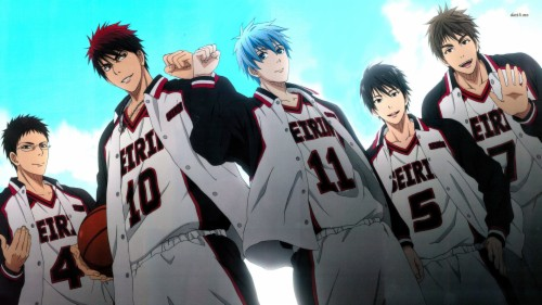 Kuroko No Basket Wallpaper 4k 109976 Hd Wallpaper Backgrounds Download
