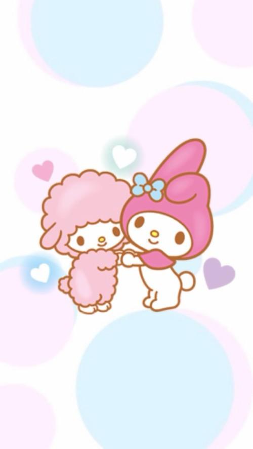 My Melody Wallpaper Lock Screen Pinterest Sanrio Wallpaper My Melody 1009497 Hd Wallpaper Backgrounds Download