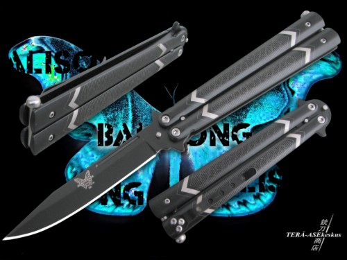 Benchmade Model 42 Butterfly Knife 1013576 Hd Wallpaper