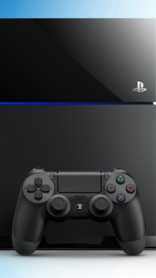 Wallpaper Ps4 Game Console Sony Playstation 4k Ps4