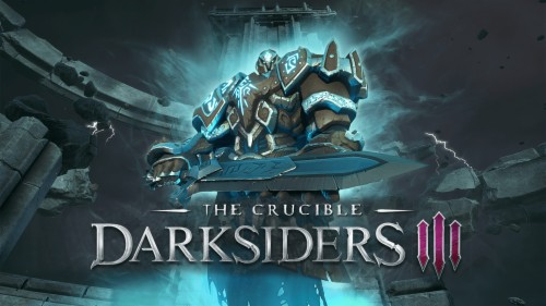 Wallpapers Darksiders 3 The Crucible 1024460 Hd