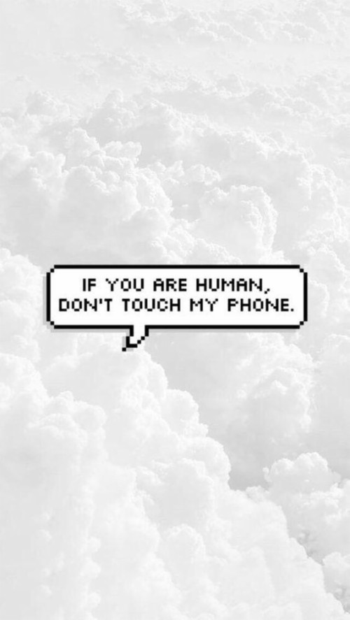Don T Touch My Phone Anime 184961 Hd Wallpaper Backgrounds Download