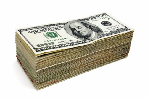 Money Stack Dollar White Backgrounds Hd Wallpapers Stack