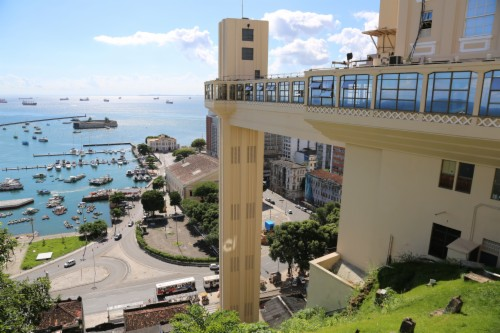 Bahia Lift Lacerda Salvador Brazil Cloud Hotel Riviera