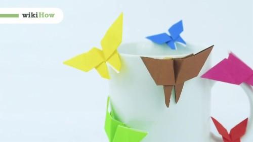 Make an Origami Pig   Origami pig, Origami, Origami easy   281x500