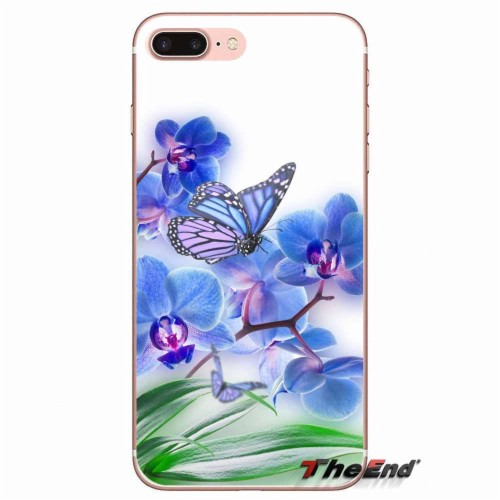 Colorful Butterfly Wallpaper Soft Case For Htc One Happy
