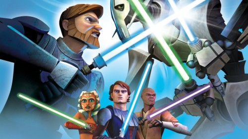 Hd Wallpaper Star Wars Clone Wars Lightsaber Duels 1061582 Hd Wallpaper Backgrounds Download