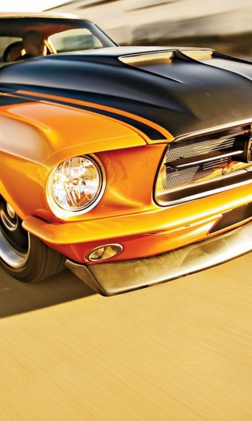 Ford Mustang Wallpaper For Android 1064678 Hd Wallpaper