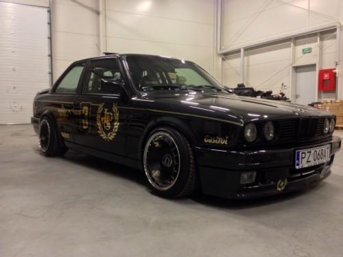 Jps Bmw E30 M3 Black Bbs Wheels E30 1083398 Hd