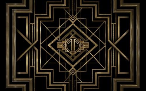 Art Deco Wallpaper Art Deco Background Gatsby 116199 Hd Wallpaper Backgrounds Download