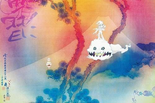 Kanye West Kids See Ghost Album Cover Art Background Kids