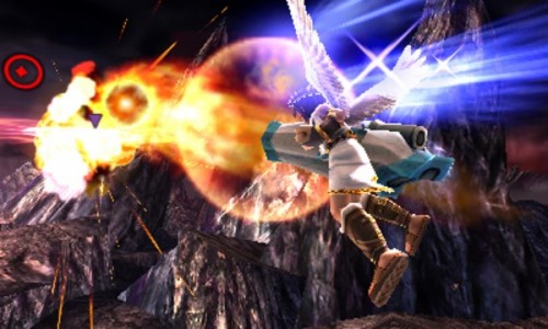 A Hand Cramping Control Scheme Kid Icarus Uprising