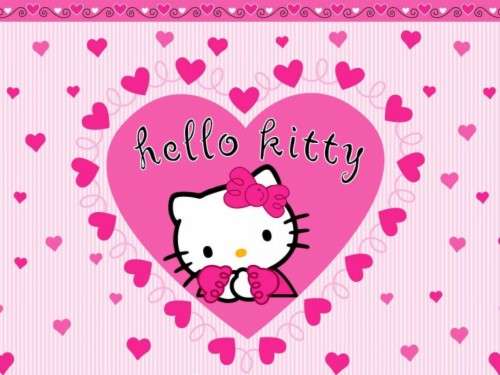 Wallpaper Hello Kitty Untuk Hp Hello Kitty Wallpapers Love