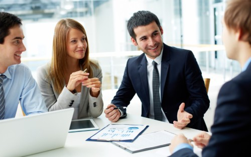 Business Consulting Services Motivational Status In