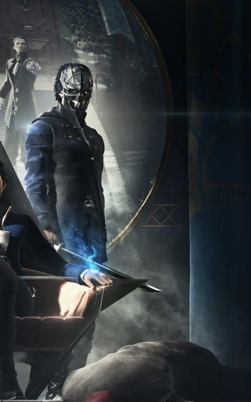 Dishonored 2 Dishonored Corvo Attano Wallpaper Hd Bridge