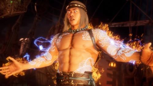 4k Mortal Kombat 11 Fire God Liu Kang 1154179 Hd