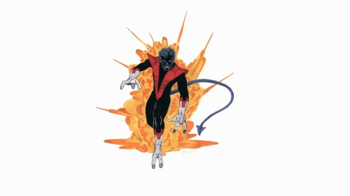 Full Hd Wallpaper Photo Nightcrawler X Men 1165956