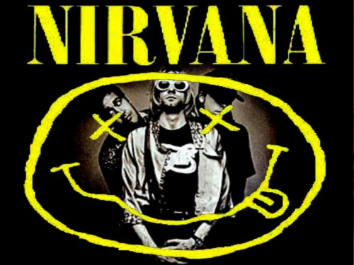 Nirvana Logo Wallpapers Nirvana Logo 1167154 Hd Wallpaper Backgrounds Download