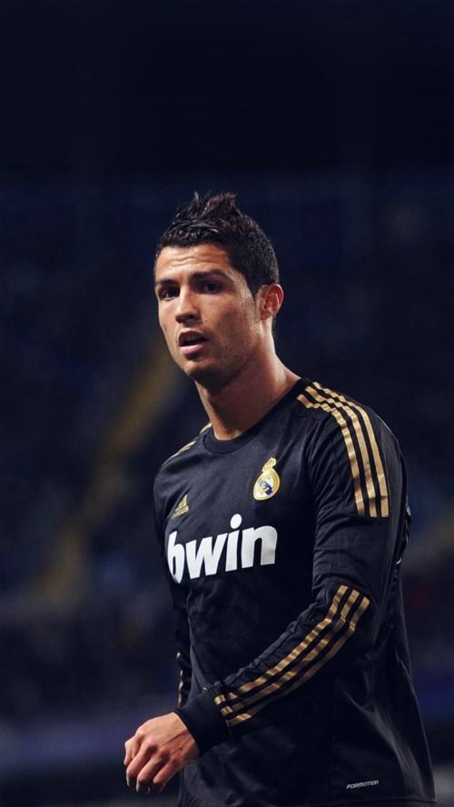 Real Madrid Cf V Sevilla Fc Cristiano Ronaldo Hd