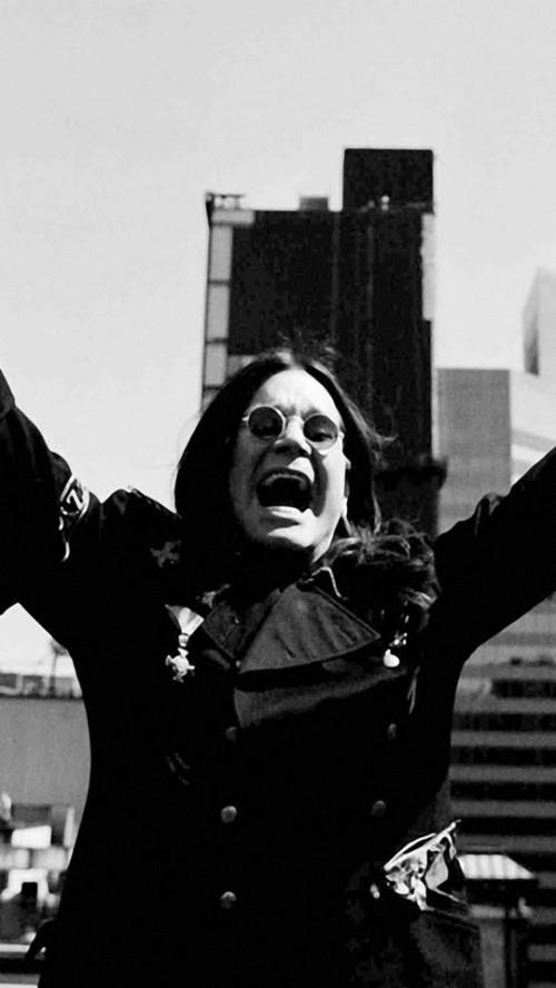 Wallpaper Ozzy Osbourne Joy City Hands Scream Ozzy