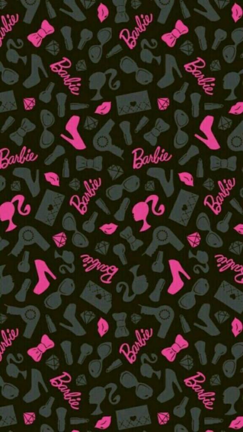 Wallpaper Iphone Barbie Iphone Barbie 1189628 Hd