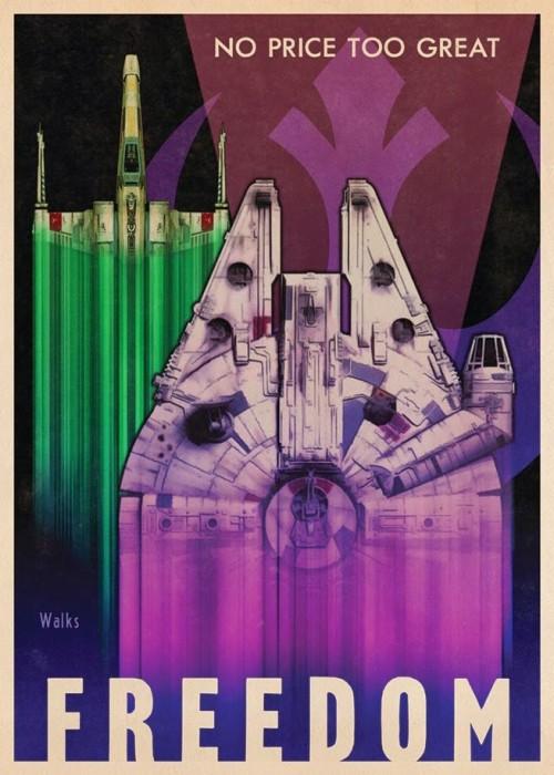 Tumblr N26msl5jws1r5738ro2 1280 Star Wars Freedom Propaganda 1195039 Hd Wallpaper Backgrounds Download