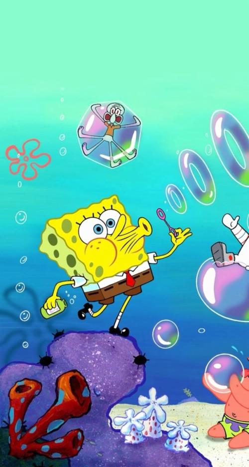 Spongebob Wallpaper New Funny Wallpaper Iphone Funny Funny