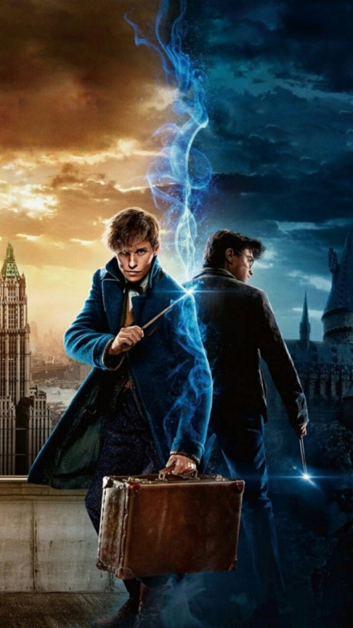 Harry Potter Wallpapers Hd Harry Potter And Newt Scamander