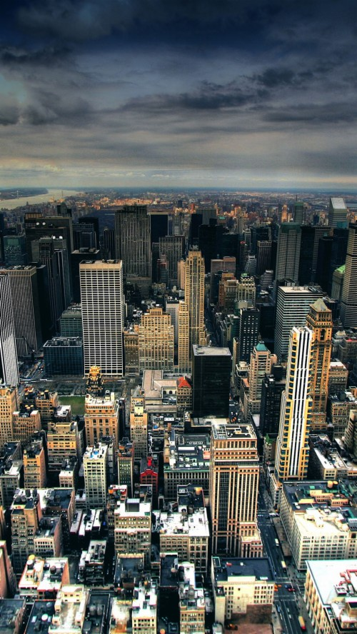 Sunset New York City Iphone X Iphone 10 Hd 4k Wallpapers New York City 68904 Hd Wallpaper Backgrounds Download