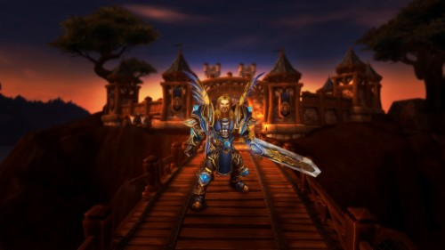 World Of Warcraft Warlords Of Draenor Photoshopped Pc Game