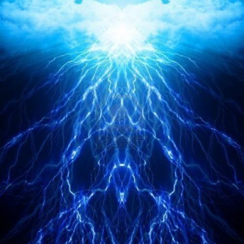 Lightning Bolt Wallpaper Blue Lighting Storm Background 1294550 Hd Wallpaper Backgrounds Download