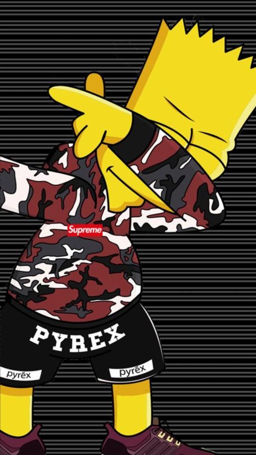 The Simpsons Wallpapers Simpsons Crazy Imagenes De Bart