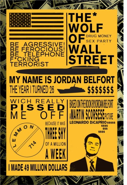 Iphone 6 Wolf Of Wall Street 1306456 Hd Wallpaper