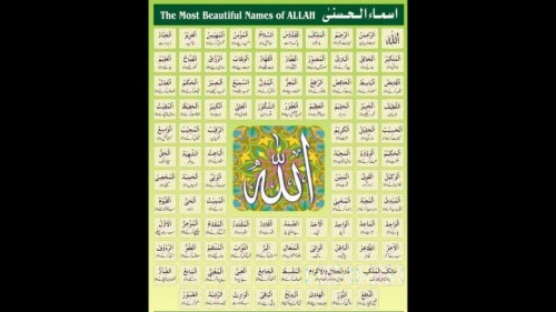 99 Names Of Allah With Meaning And Benefits Pdf Allah Ke Sifati Name 1306954 Hd Wallpaper Backgrounds Download