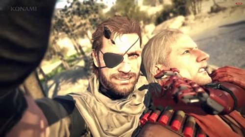 Metal Gear Solid V The Phantom Background Metal Gear Solid