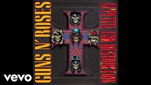 Guns N Roses Wallpaper Guns N Roses Appetite For