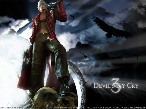 Capcom Devil May Cry Dante Wallpaper Devil May Cry 3