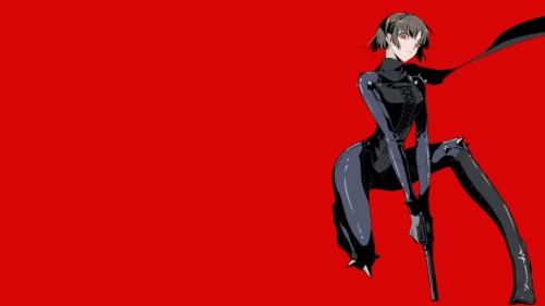 Persona 5 Makoto - Persona 5 Makoto Theme (#563601) - HD ...