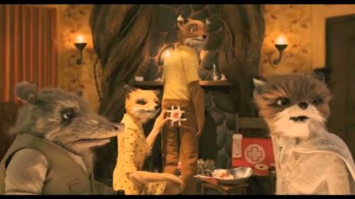 Fantastic Mr Fox Ash And Kristofferson 1434313 Hd Wallpaper Backgrounds Download