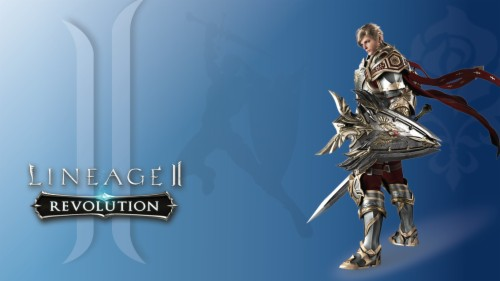 Netmarble Game Lineage 2 Revolution 1438463 Hd