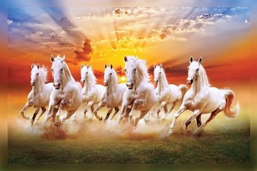 Seven White Horses Wallpaper 36 Hd Wallpaper Collections