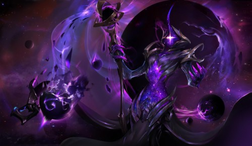 Free Dark Star Varus League Of Legends Game Desktop Dodge