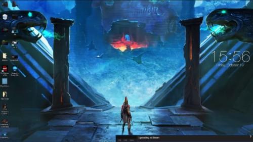 Assassins Creed Odyssey Atlantis Live Wallpaper Free