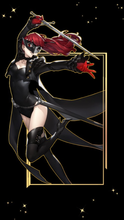 Persona 5 The Royal Kasumi Yoshizawa Wallpapers Persona 5r New Girl 1493922 Hd Wallpaper Backgrounds Download