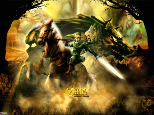 Legend Of Zelda Twilight Princess Hd Link Gamecube